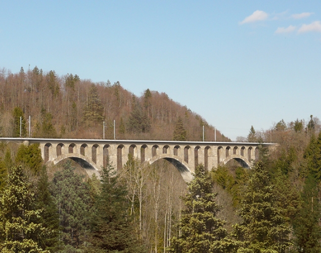 Viaduc du Day